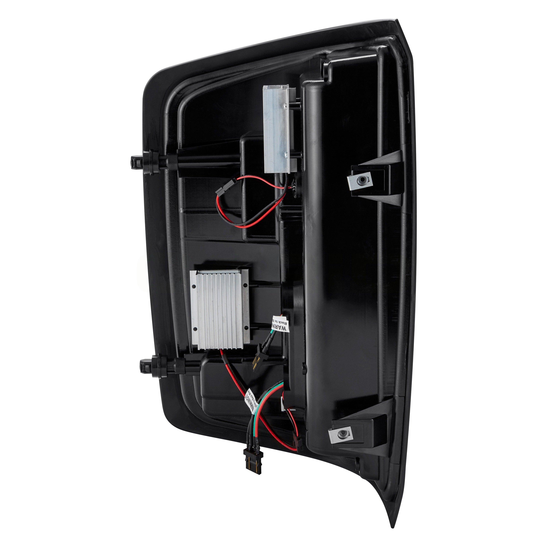 IPCW® LEDT-3044B2 - Bermuda Black Fiber Optic LED Tail Lights