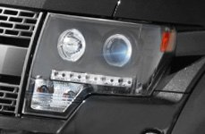 IPCW® - Custom LED Headlights