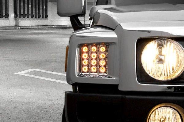 ipcw custom headlights tail lights. Black Bedroom Furniture Sets. Home Design Ideas