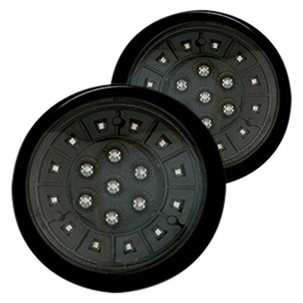 ipcw ledt 353cb clear black tail lights ebay. Black Bedroom Furniture Sets. Home Design Ideas