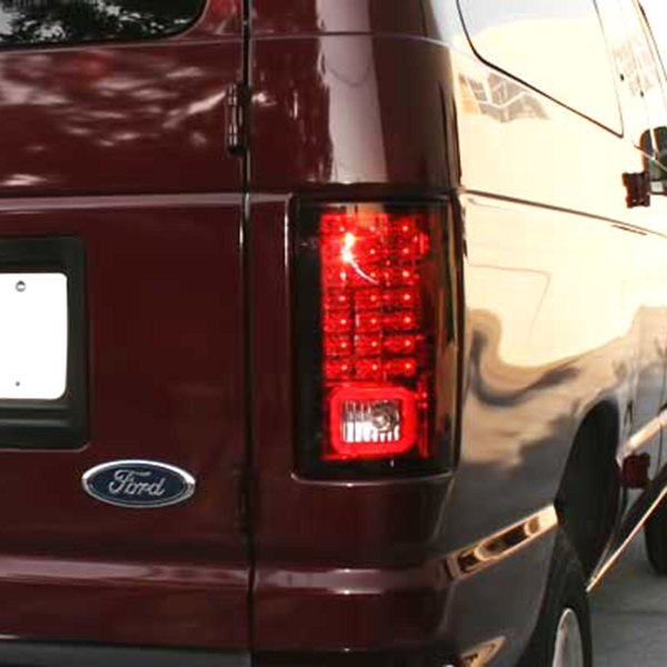 Ipcw 174 Ledt 502cr Chrome Red Led Tail Lights