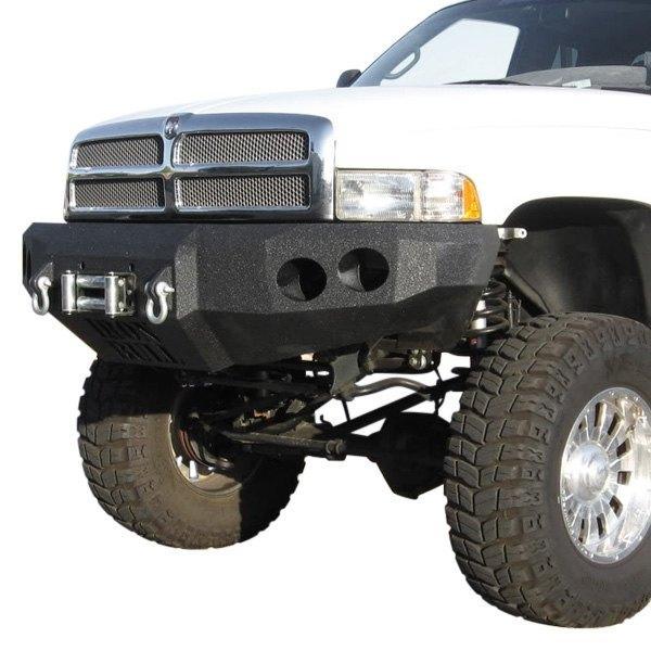 Iron Bull Bumpers : Iron bull bumpers dodge ram