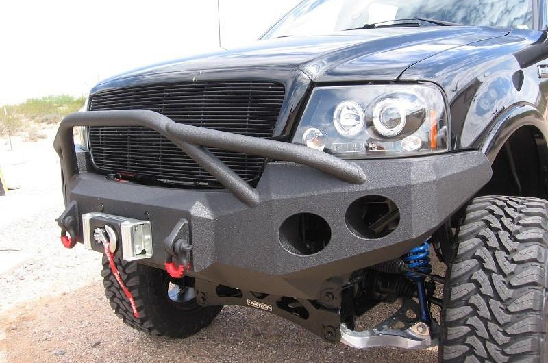 Iron Bull Bumpers : Iron bull bumpers ford f heritage full