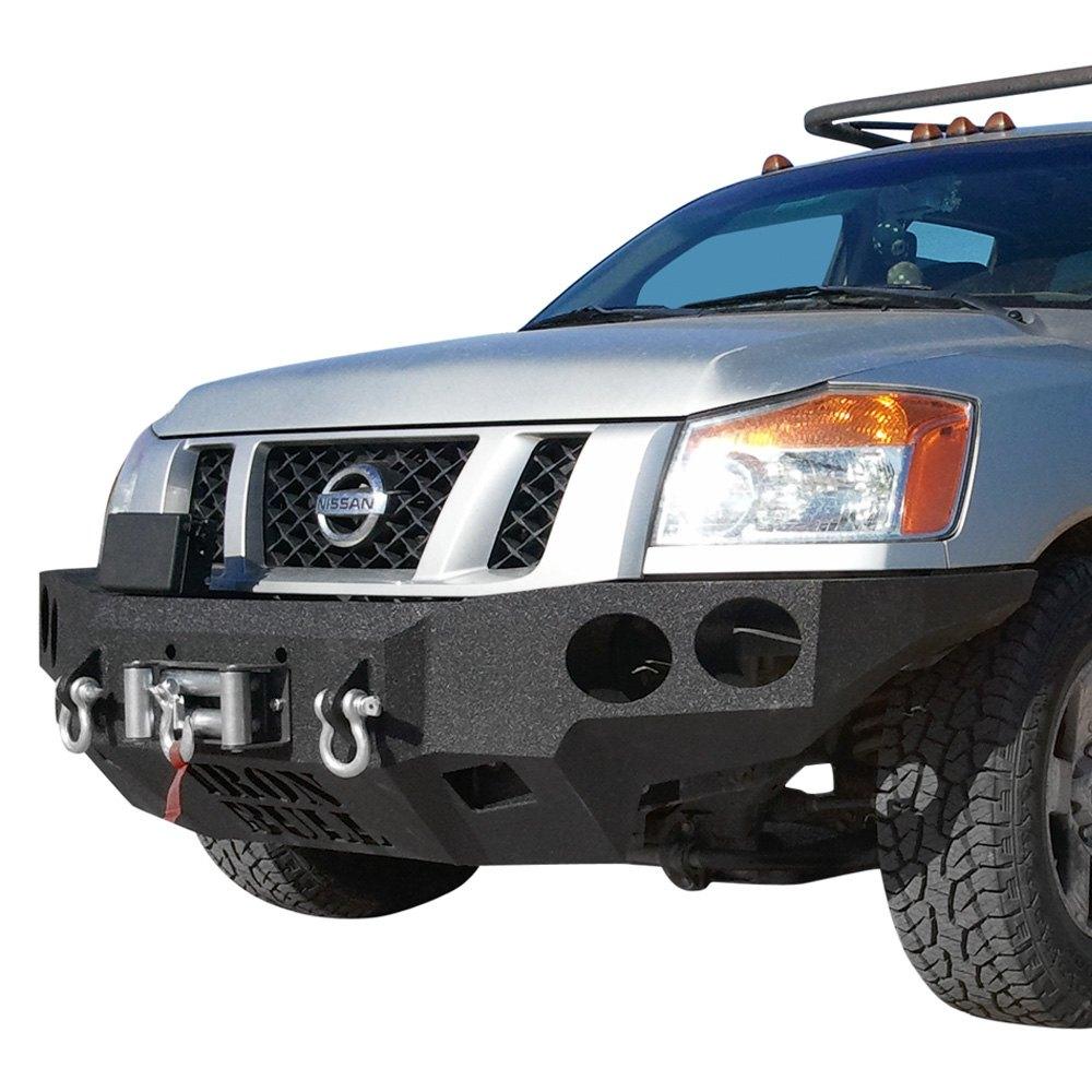 Nissan Titan 2008 Full Width Black