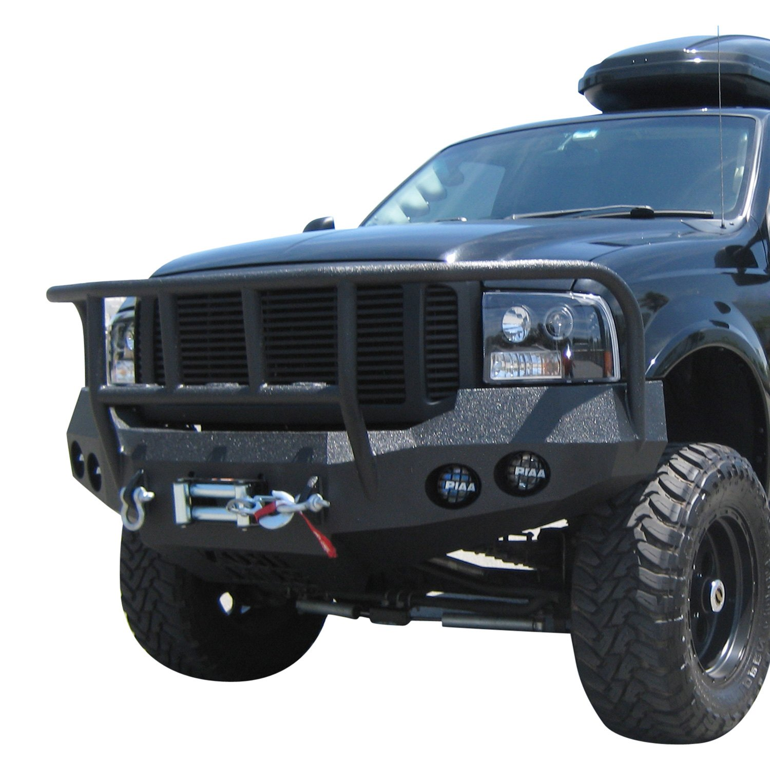 Iron Bull Bumpers : Iron bull bumpers ford f super duty base front