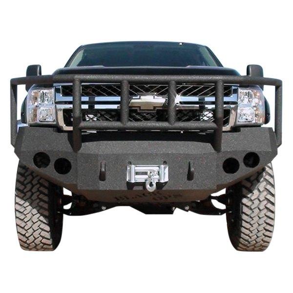 Iron Bull Bumpers : Iron bull bumpers chevy silverado  full width