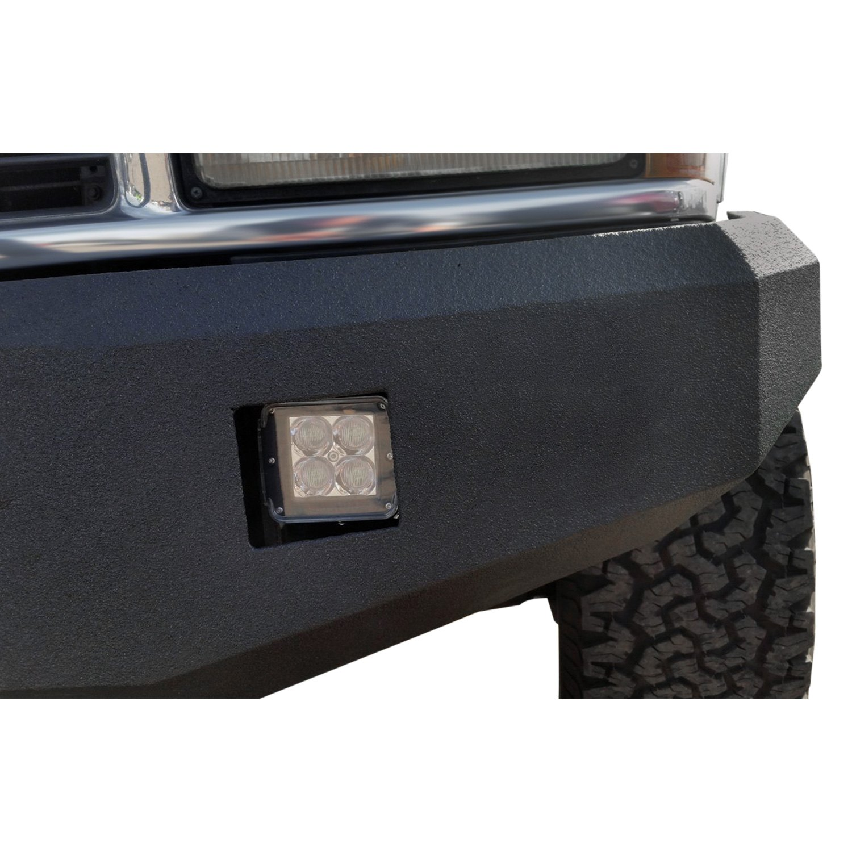 iron bull bumpers dodge durango 1999 carnage series base front winch black bumper. Black Bedroom Furniture Sets. Home Design Ideas