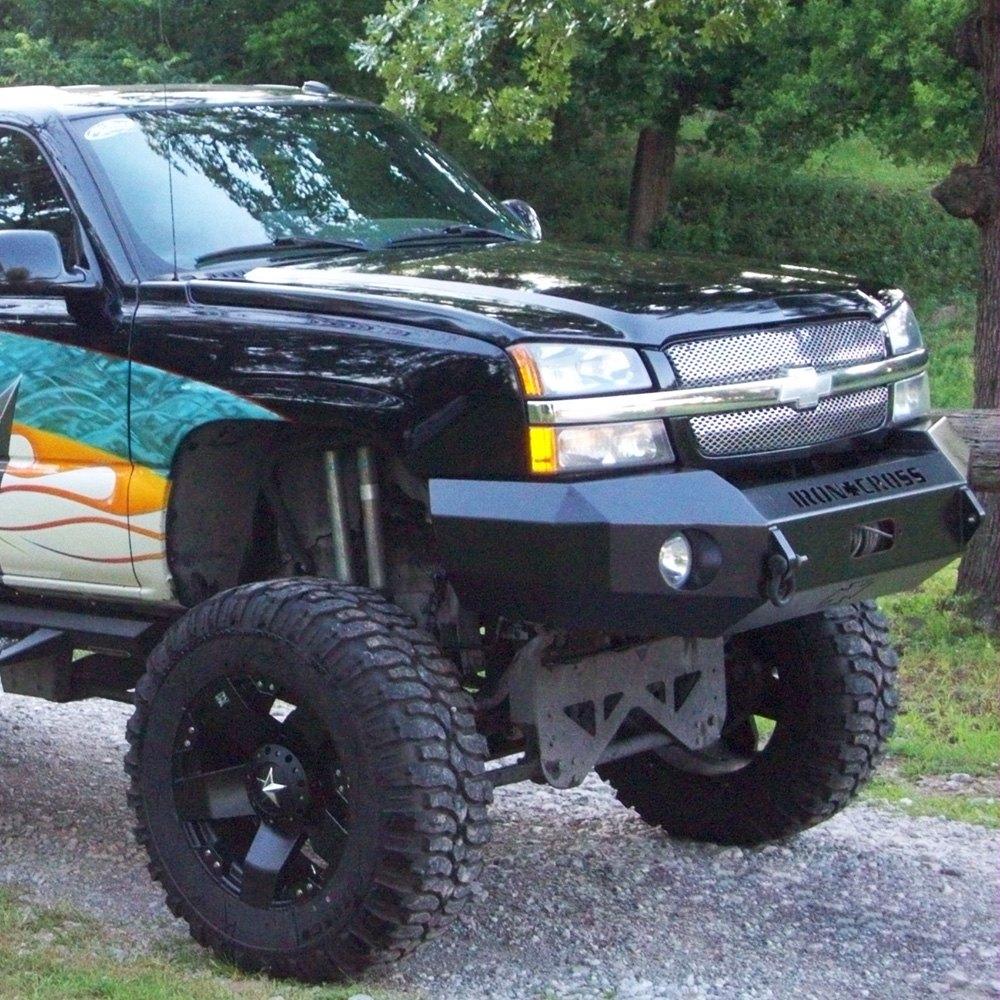 Heavy Front Bumper : Chevy silverado hd bumper heavy duty series