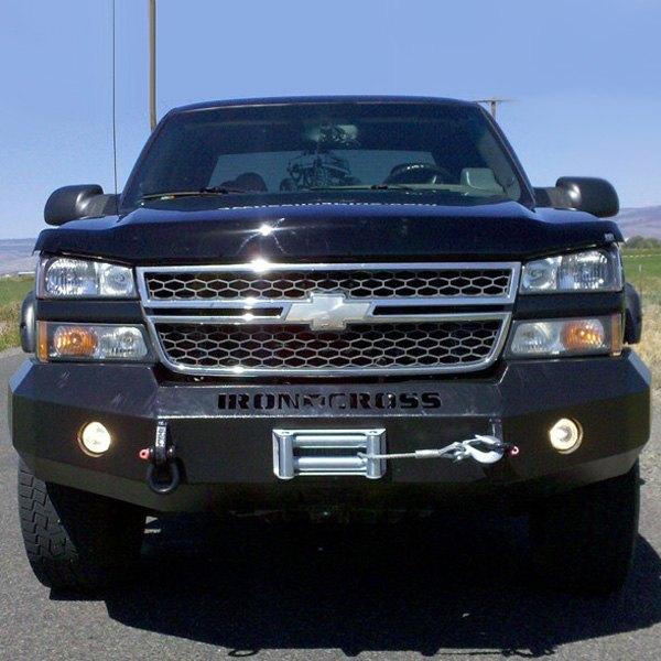 03 Chevy Front Bumpers : Chevy silverado hd bumper heavy duty series