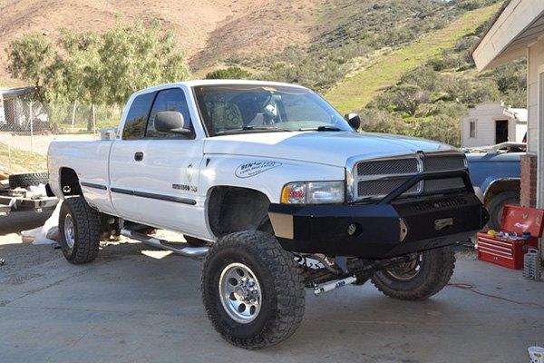 Iron Cross 174 Dodge Ram 1500 2500 3500 1997 Heavy Duty