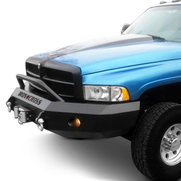 On Car on Custom 1998 Dodge Ram 3500