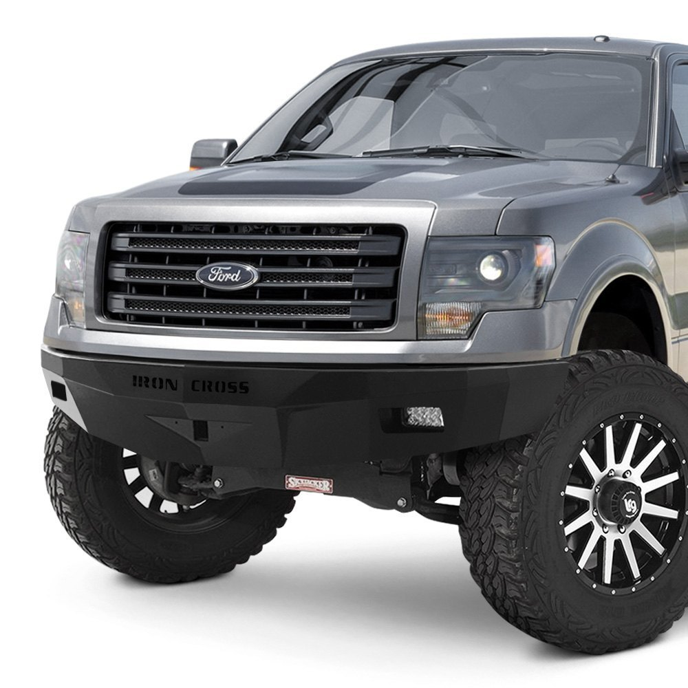 Off Road Bumpers F150 >> Iron Cross® - Ford F-150 2014 RS Series Full Width Front HD Bumper