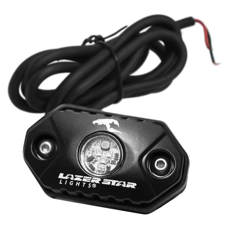iStar® 5702042 - Amber LED Rock Lights