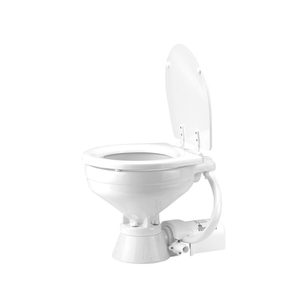 Jabsco 174 37010 0090 Marine 12v Electric Toilet Compact Bowl