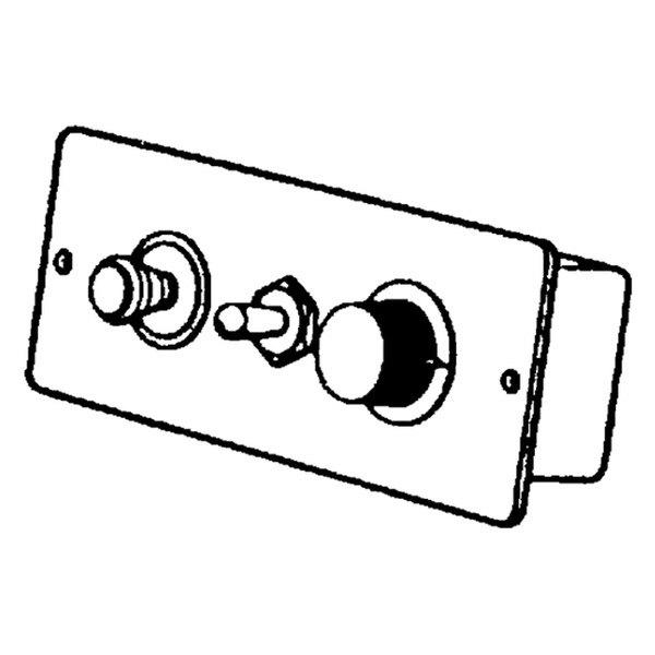 jabsco u00ae 43990-0000 - 8 way switch kit
