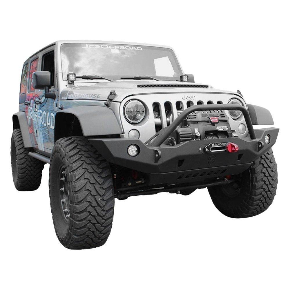 Jeep Wrangler 2017 Vanguard Full Width Front