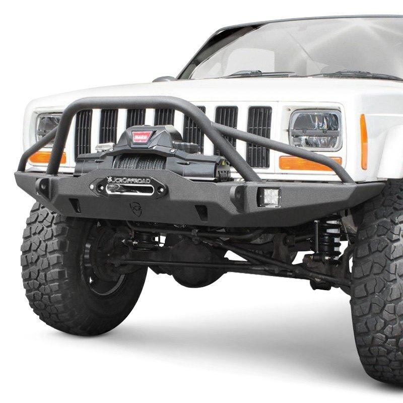 Jeep Cherokee 2000 Vanguard Full Width Front