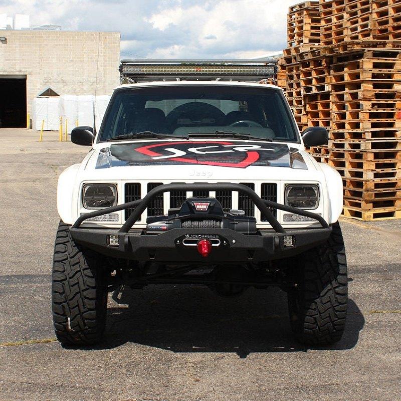 jcroffroad jeep cherokee 2000 adventure roof rack. Black Bedroom Furniture Sets. Home Design Ideas