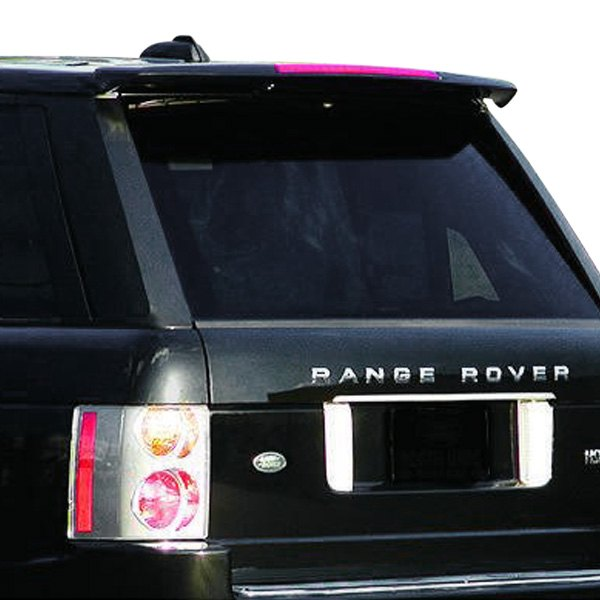 2003 Land Rover Range Rover Interior: Land Rover Range Rover 2003-2012 Custom Style Rear