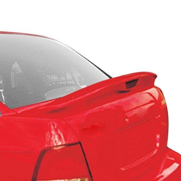2000 Hyundai Accent Exterior: Hyundai Accent Hatchback 2000 Factory Style Rear