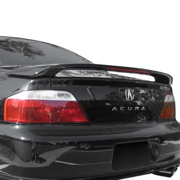 jks acura tl 2000 factory style fiberglass rear spoiler. Black Bedroom Furniture Sets. Home Design Ideas