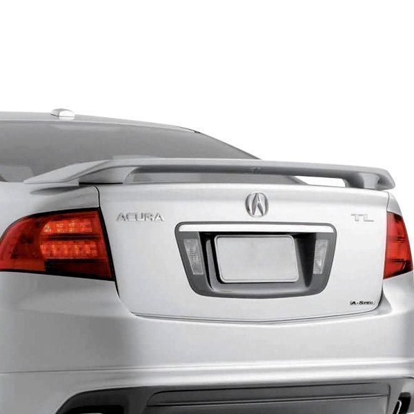 jks acura tl 2006 factory style fiberglass rear spoiler. Black Bedroom Furniture Sets. Home Design Ideas