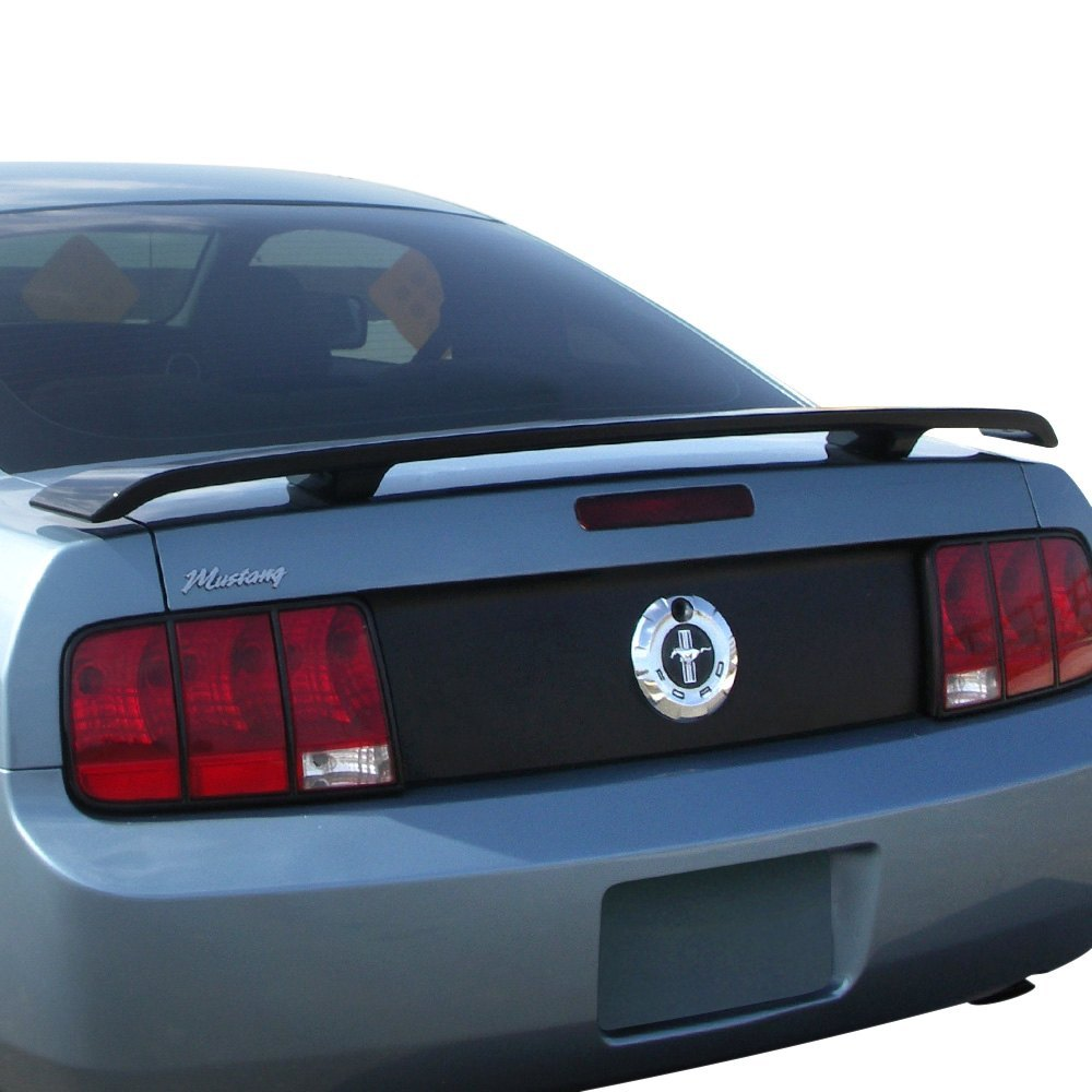 2005 Ford Gt Interior: Ford Mustang 2005-2009 Factory Style Rear Spoiler