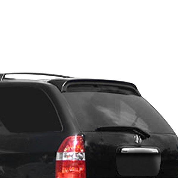 Acura MDX 2001-2006 Factory Style Fiberglass Rear