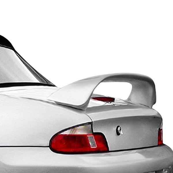 Bmw Z3 Spoiler: 00-02 BMW Z3 Custom Style Rear Spoiler FRP