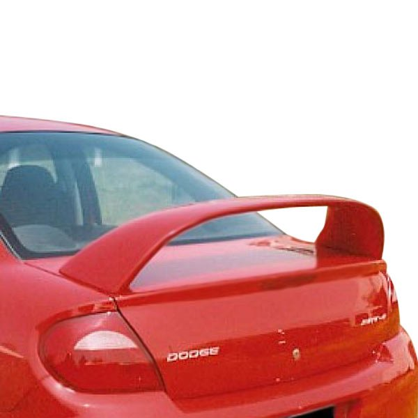 Dodge Neon 2000-2005 Factory Style Fiberglass Rear