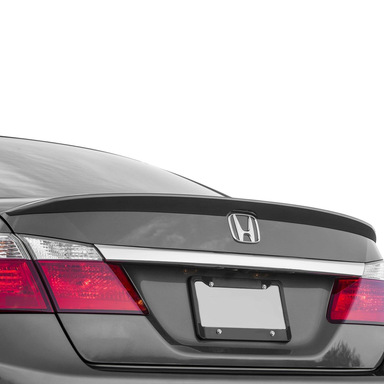 Honda Accord Sedan 2009 Factory Style Rear Lip Spoiler