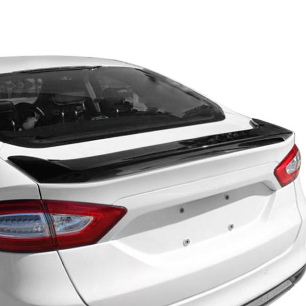 Jks 174 Ford Fusion 2016 Factory Style Rear Spoiler