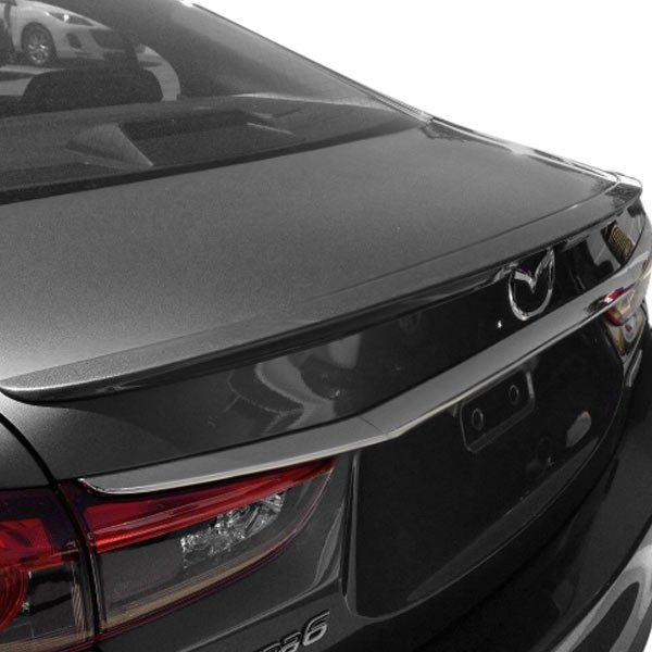 outstanding rear spoilers for mazda 6 2014 2015 mazda3. Black Bedroom Furniture Sets. Home Design Ideas