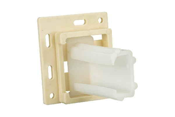 Jr Products 174 70725 Plastic Small Quot C Quot Drawer Slide Socket