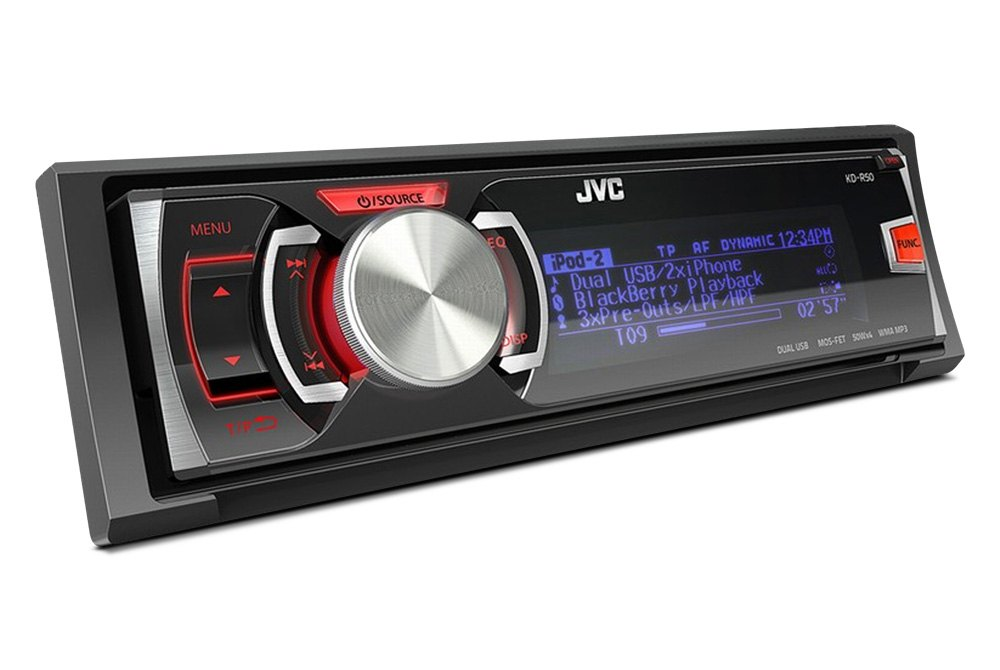 JVC™ | Car Audio, Stereos, Speakers, Amplifiers - CARiD com