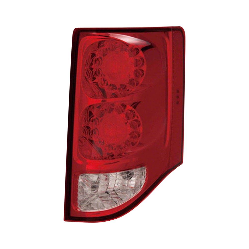 Dodge Grand Caravan 2016 Replacement Tail Light