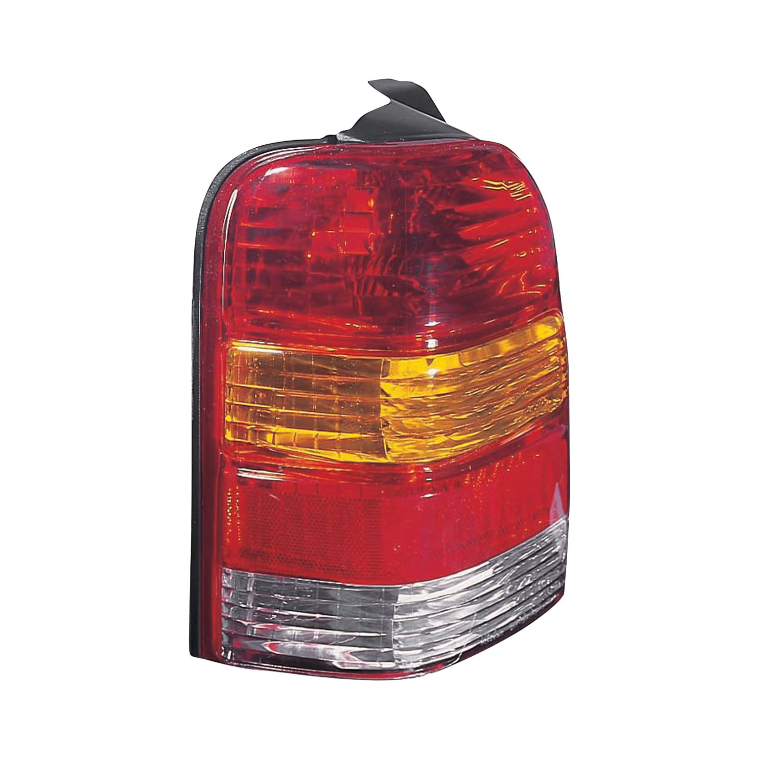 k metal ford escape 2006 2007 replacement tail light. Black Bedroom Furniture Sets. Home Design Ideas