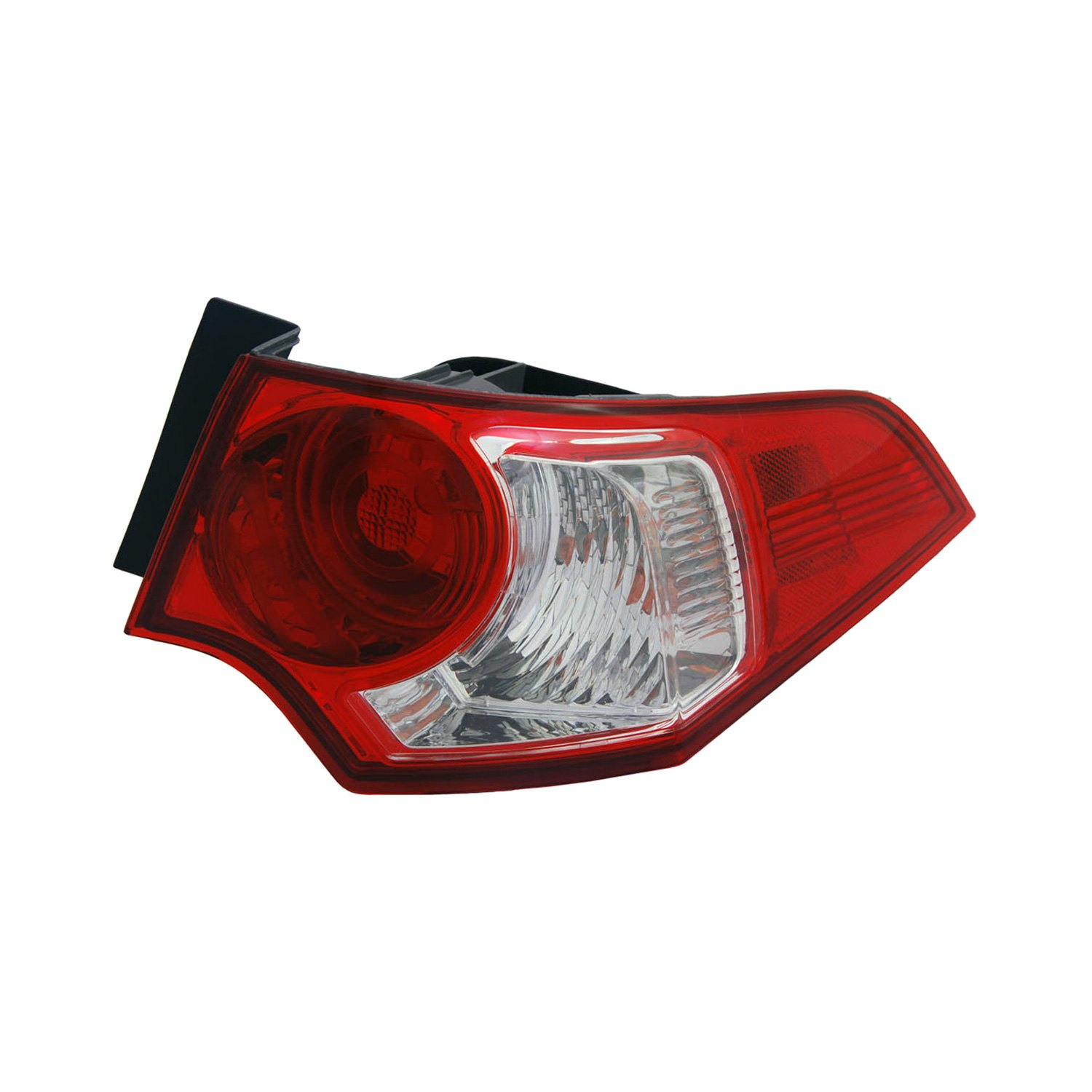K Metal Acura Tsx Sedan 2009 2010 Replacement Tail Light