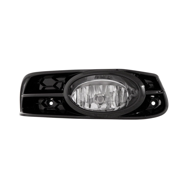 K Metal Honda Civic 2013 Replacement Fog Light