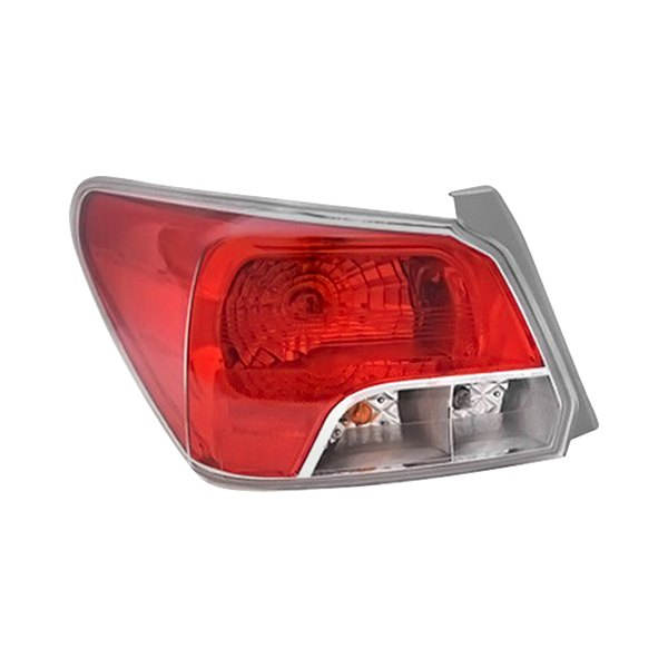 k metal subaru impreza 2012 2016 replacement tail light. Black Bedroom Furniture Sets. Home Design Ideas