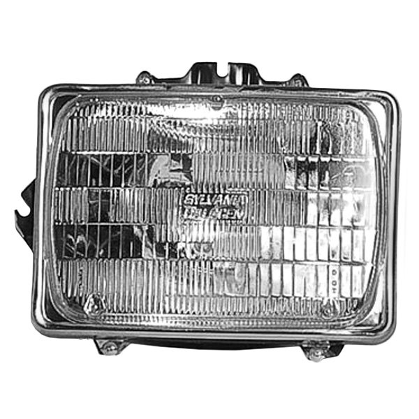 Ford F 250 Headlights : K metal ford f super duty replacement headlight