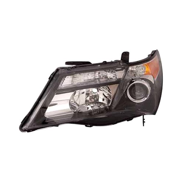 Acura MDX With Factory HID/Xenon Headlights