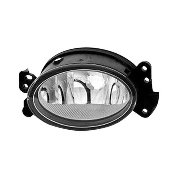 K metal mercedes e550 2007 2009 replacement fog light for Mercedes benz c300 fog light replacement