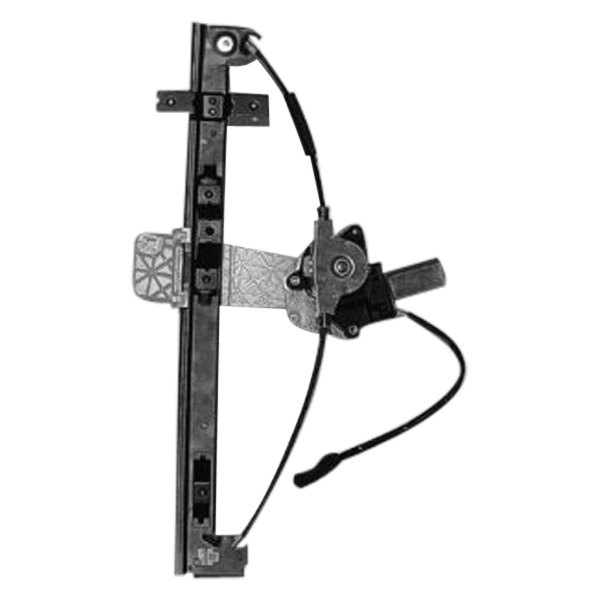 k metal jeep grand cherokee 2002 power window regulator
