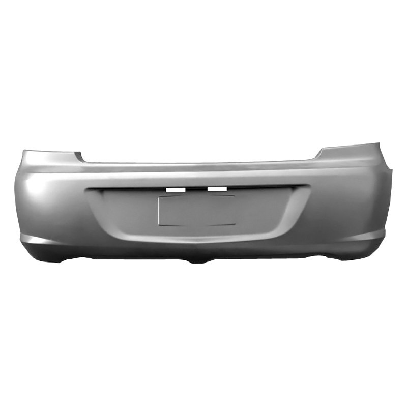 [2007 Chrysler Crossfire Rear Bumper Cover Replacement