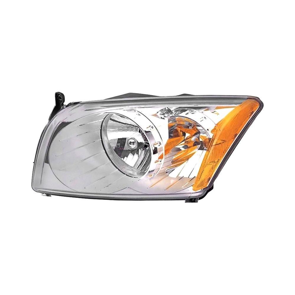 How To Adjust Headlights 2007 Dodge Caliber 07 08 09