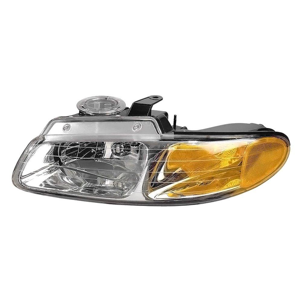 Dodge Replacement Headlights: Dodge Caravan 1996-1999 Replacement Headlight