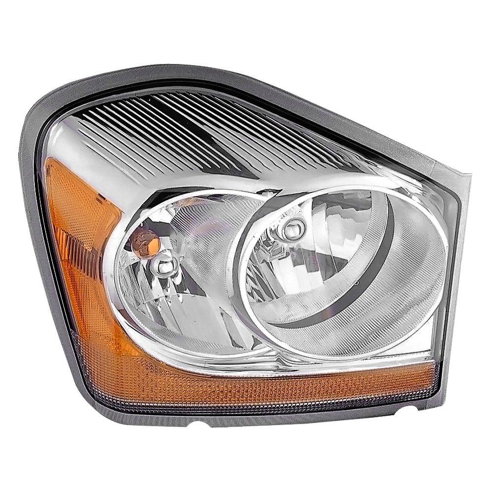 Dodge Replacement Headlights: Dodge Durango 2004-2005 Replacement Headlight