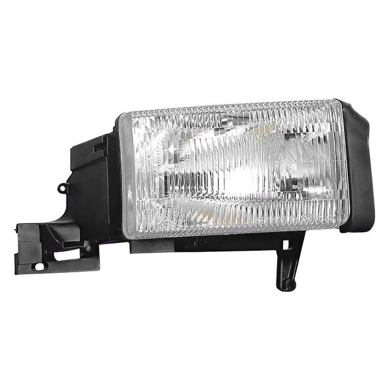Dodge Replacement Headlights: Dodge Ram 1500 / 2500 / 3500 1999-2001