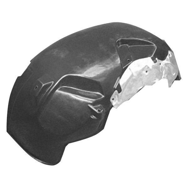 metal dodge dakota  front fender liner